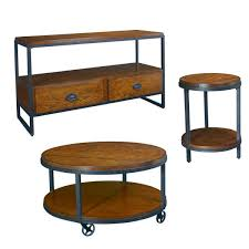 3 piece round coffee table set home design michaelmcknight