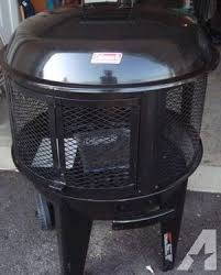 Coleman Firepit Coleman Outdoor Fireplace Coleman Outdoor Fireplace On Wheels