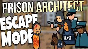 prison architect review gaming nexus prison architect escape mode gameplay escaping prison let s