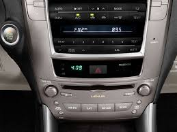 best lexus sedan 2012 2012 lexus is250 radio interior photo automotive com