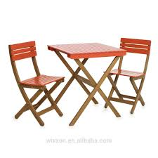 Folding Wooden Garden Table 26 Wooden Bistro Table Sets Garden Bistro Set Wooden Folding