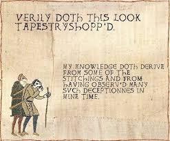 Bayeux Tapestry Meme - meme tapestries neatorama