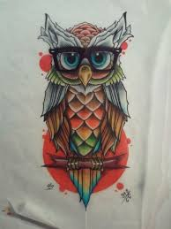 barn owl tattoo sketch photo 2 real photo pictures images and