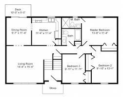 bi level home plans high quality basic home plans 8 bi level home floor plans basic