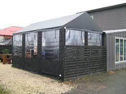Outdoor Enclosed Rooms - enclosed outdoor rooms