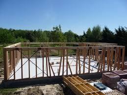 construire son chalet en bois notre maison ossature bois blog de la construction de notre