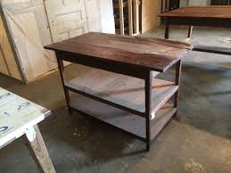 Kitchen Island Made From Reclaimed Wood 42 Best For The Kitchen Images On Pinterest Kitchen Islands