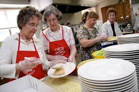 turkey dinners for all the salvation army