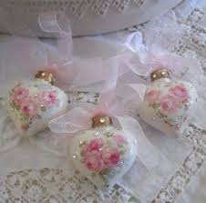 488 best christmas in pink images on pinterest shabby chic