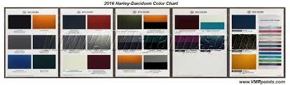 harley davidson paint color chart real fitness