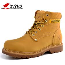 compare prices on black boots men work online shopping buy low