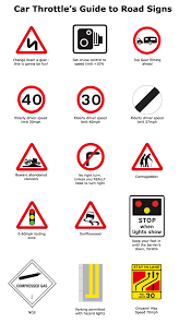 lexus meaning funny 15 funny alternative meanings to common road signs