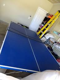 franklin sports quikset table tennis table franklin quikset table tennis sports outdoors in cary nc offerup