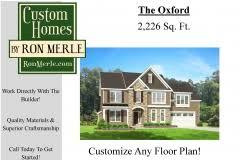 Customize Floor Plans Home Floor Plans Syracuse Ny Custom Homes By Ron Merle