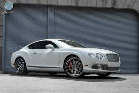 bentley forgiato bentley continental gt on 22 inch modulare wheels autoevolution