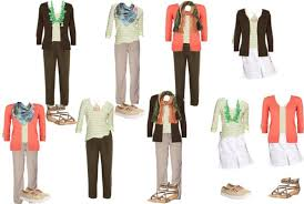 Oregon traveling outfits images How to plan a travel capsule wardrobe for vacation lady light travel jpg