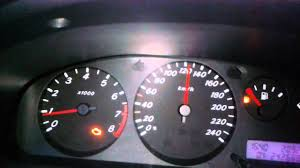 nissan almera n16 1 8 0 100 km acceleration youtube