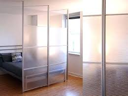 divider amazing room with door temporary office walls on wheels