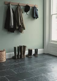 Grey Slate Tile Bathroom Best 25 Slate Flooring Ideas On Pinterest Slate Floor Kitchen