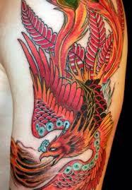 50 impressive phoenix tattoo ever golfian com