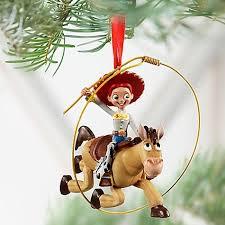 disney and bullseye story ornament home