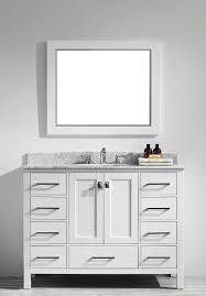 48 bathroom vanity with marble top u2022 bathroom vanity
