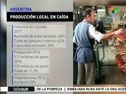 paritaria 2016 imdistria del calzado argentina industria del calzado la más golpeada por importaciones