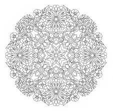 printable mandala coloring pages itgod
