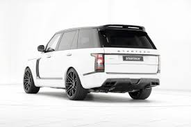 modified 2015 range rover range rover 2013 tuning startech refinement