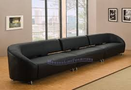Black Leather Sofa With Chaise Stunning Couches Sofa For Sale