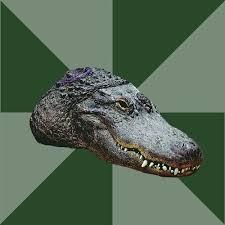 Alligator Meme - aspie alligator meme generator
