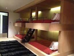 Bunk Bed Bedroom Ideas Pretty Sweet Queen Bunk Bed Idea Modern And Save A Lot Of Floor