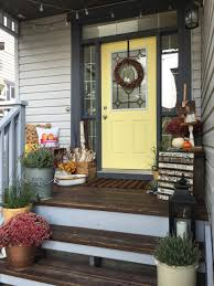 15 fall porch decorating ideas from design bloggers