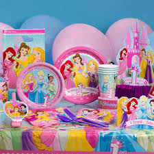 princess birthday party 1st birthday party supplies featuring disney princess disney baby