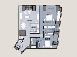 cayan floor plans dubai marina sale rent fine country uae floor 7 42 type 1 unit 1 2 bedrooms