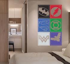 187 best comic book superhero home decor vinyl wall stickers
