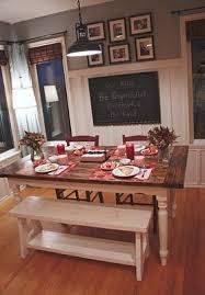 How Tall Are Kitchen Tables by 23 Best Kitchen Tables With Benches Images On Pinterest Kitchen