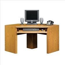 Computer Desk Cherry Wood Oak Corner Computer Desks Carola Cherry Wood Corner Computer Desk