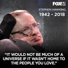 Stephen Hawking Meme - fox 61 stephen hawking the brilliant british facebook