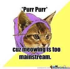 Hipster Cat Meme - hipster cat by fartzilla meme center