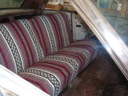 indian blanket car seat covers saddleman custom made front bench