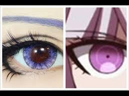 tutorial anime eye makeup 66 kirigiri kyouko
