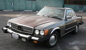 convertible mercedes black 1978 450sl black convertible