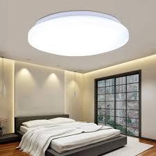 Bright Bathroom Lights Lighting 24w Led Ceilingght Flush Mount Fixtureghting Bedroom