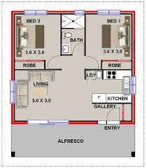 Two Bedroom Granny Flat Floor Plans 25 Best Garage Granny Flat Ideas On Pinterest Guest Cottage