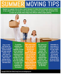 summer moving tips sam realty group