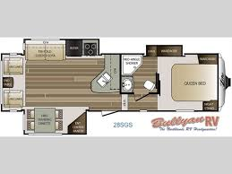 Cougar 5th Wheel Floor Plans Keystone Cougar X Lite 28sgs Fifth Wheel Small Footprint Big