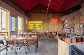 Pizza Restaurant Interior Design Gallery Of Bráz Elettrica Pizza Restaurant Superlimão Studio 1