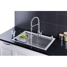 small kitchen sink and cabinet combo 33 l x 22 w dual mount kitchen sink with faucet and soap dispenser
