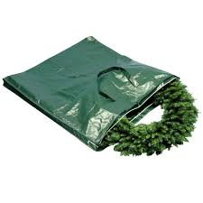 national tree company heavy duty wreath and garland storage bag